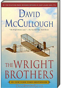 The Wright Brothers by David McCullough (Paperback) NEW