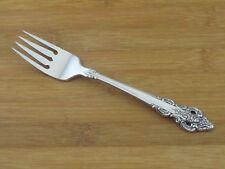 "Oneida Cherbourg Salad Dessert Fork 6 3/4"" VGC Community Stainless Flatware"