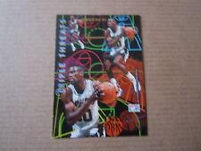 Carte - Fleer' 94/95 - Triple Threats - David Robinson / Shawn Kemp