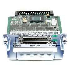 Cisco HWIC - 16A módulo de red