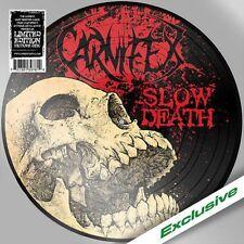 CARNIFEX Slow death Picture LP