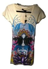 Christian Audigier T-Shirt Size XS In New Condition with tags