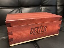 Dexter: The Complete Series Limited Edition Giftset DVD Slide Box