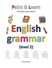 Paint & Learn: English grammar (level 2)