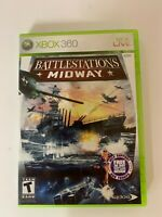Battlestations Midway Xbox 360 Used Game Xbox Live With Booklet A11