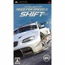 Used PSP  Need for Speed Shift  SONY PLAYSTATION JAPAN IMPORT