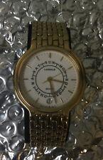 Lassale by Seiko Gold Tone Quartz Watch 6F26-6A09
