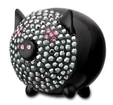 Brand New Swarovski HOWARD Black PIG 4G USB Memory Key chain Flash Drive 1079772
