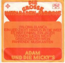 """< 4331-53 > 7"""" single: Adam & La Mickey-Le grand hit-Parodie"""