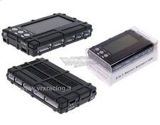 3in1 3in1 bilanciatore e test batteria con display LCD per batterie li-polimer e
