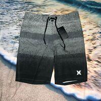 New Hurley Phantom Stretch Mens Boardshorts Size 32 36