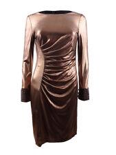 Calvin Klein Women's Plus Size Metallic Bodycon Dress