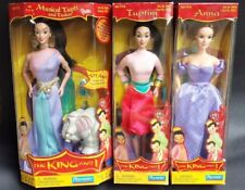 The King and I Doll Anna Tuptim Tusker Playmate Lot 3