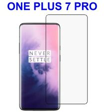 For OnePlus 7 Pro Screen Protector Tempered Glass Case Friendly