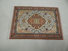"4""x6"" #46 KK  Dollhouse Miniature 1:12 Scale Floor Carpet  Woven Area Rug"
