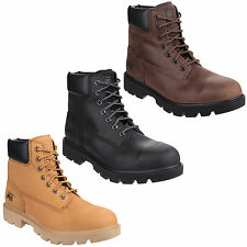 Timberland Pro Sawhorse Safety Boots Mens Water Resistant Steel Toe Work Shoes