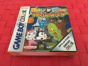 BABY FELIX HALLOWEEN !!!!! NINTENDO GAME BOY COLOR