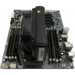 HP Z420 E93839 FMB-1101 MOTHERBOARD INTEL XEON E5 1650 @ 3.2GHz & Heatsink, 32GB