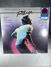 LAVENDER VINYL--> FOOTLOOSE Original Motion Picture Soundtrack EXCLUSIVE LP 0502