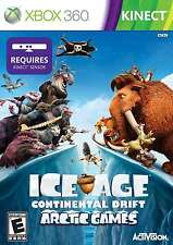 Ice Age: Continental Drift Xbox 360 New Xbox 360