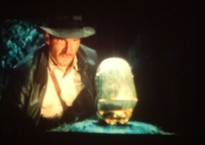 'Raiders of the Lost Ark' super 8mm sound film. 400ft.