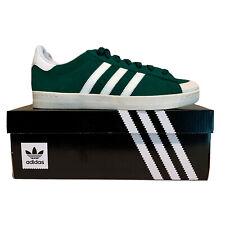 New listing adidas Skateboarding Half Shell Vulc ADV Green White Skate Shoes CQ1218 Mens 8.5