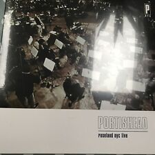 PORTISHEAD - ROSELAND NYC LIVE - 2 X VINYL LP - NEW AND SEALED