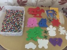 Big Box Of Hama Beads And Pegboards