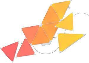 Brand New Nanoleaf Shapes Triangles Starter Kit - 9 Panel Pack