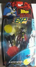 Batman EXP extreme power Blaster Batgirl figure factory sealed free shipping