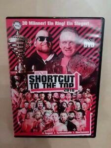 WXW Shortcut To The Top 2018 DVD Wrestlecrate Ilja Dragunov NXT Walter wrestling