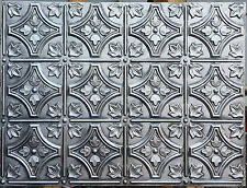 PLB10 faux tin finishes antiques store paneling 3D decor wall panels10tile/lot