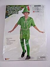 Peter Pan Large/12-14 Child Costume Halloween Party Birthday Dress up Forum