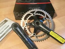 CAMPAGNOLO RECORD UT CARBON C10 Crankset, 172.5mm, 39/53, 10 speed, NEW in box