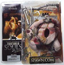 FEVERISH McFarlane's Tortured Souls Series 2 HORROR FIGURE Spawn CLIVE BARKER