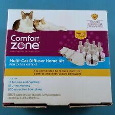 New listing Comfort Zone Calming Multi-cat Diffuser (3 diffusers/6pk refills)