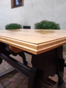 Antik Tisch Holztisch Massiv Holz Esstisch