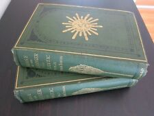 """The Voyage of the """"Challenger""""; THOMSON; 1876; 1st edition"""