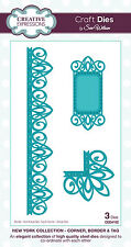 Creative Expressions meurt Sue Wilson New York coin frontière tag ced4102 en stock