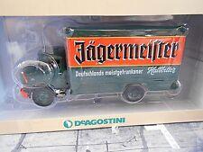 MERCEDES L 1113 Rundhauber L1113 Jägermeister Truck LKW Camion IXO Altaya 1:43