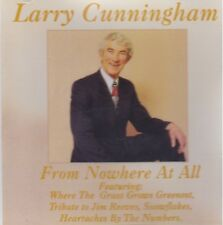 Larry Cunningham - From Nowhere At All (2012) | NEW & SEALED CD