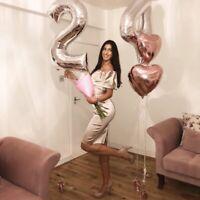 Karen Millen Champagne Bardot Satin Pencil Wedding Party Dress Prom 6 to 16 New