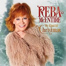 REBA MCENTIRE CD - MY KIND OF CHRISTMAS (2017) - NEW UNOPENED - COUNTRY