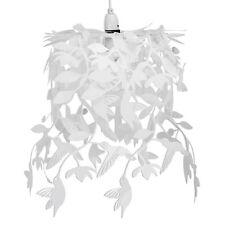 Modern White Hummingbird Ceiling Pendant Light Shade Bird Design Chandelier NEW