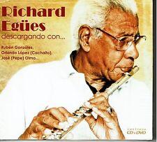 Richard Egues Descargando con  Ruben Gonzalez,Cachaito ,Pepe Olmo  NEW SEALED CD