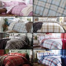 Modern Checked Duvet Set Bedding Sets & Duvet Covers