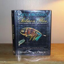 Salmon Flies. Poul Jorgensen. Joseph Bates. 1978. Signed.