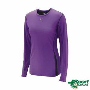 T-shirt manica lunga running Mizuno DryLite LS Tee Donna 77SP200-68