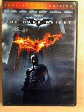 The Dark Knight (DVD, 2008, Full Frame) - F0901