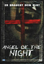 Angel of the Night, Er braucht dein Blut, Vampir-Horror, DVD/Neu